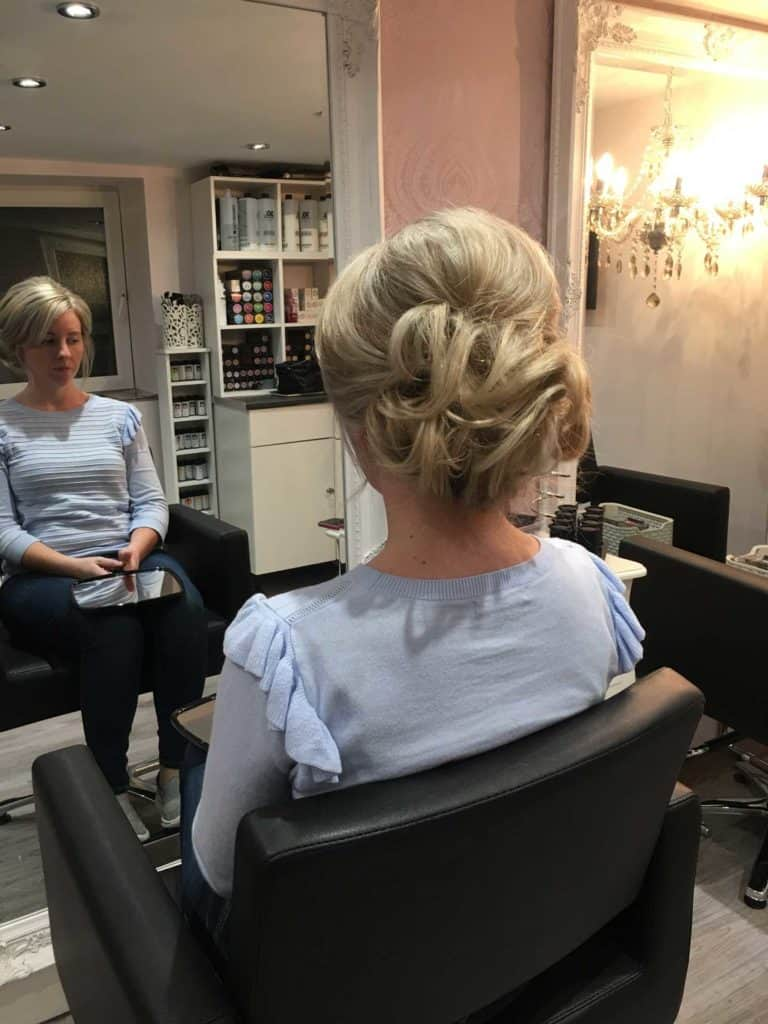 BRIDAL HAIR STYLISTS KENT DEAL NEW CHEVEUX