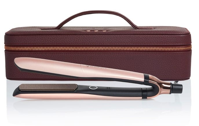 ghd platinum+ rose gold gift set available at New Cheveux Kent CT14 Deal